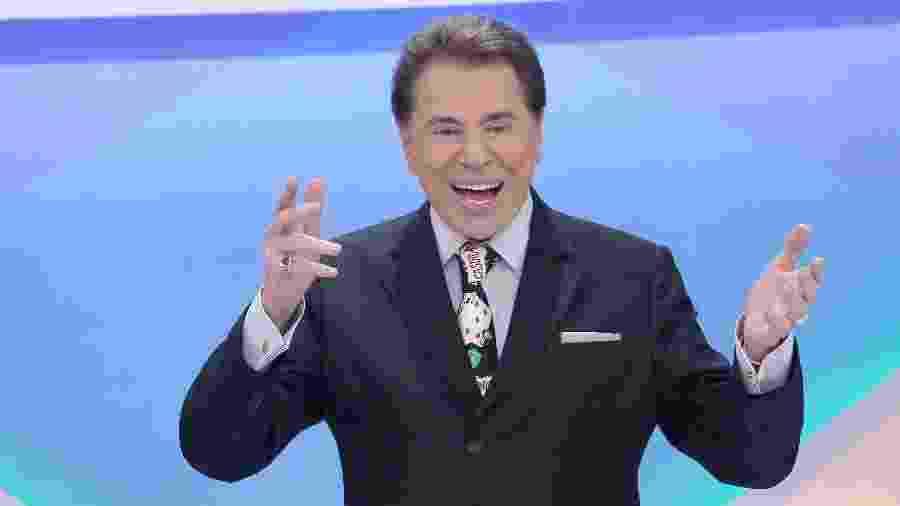 Silvio Santos, dono e apresentador do SBT - Lourival Ribeiro/Divulgação