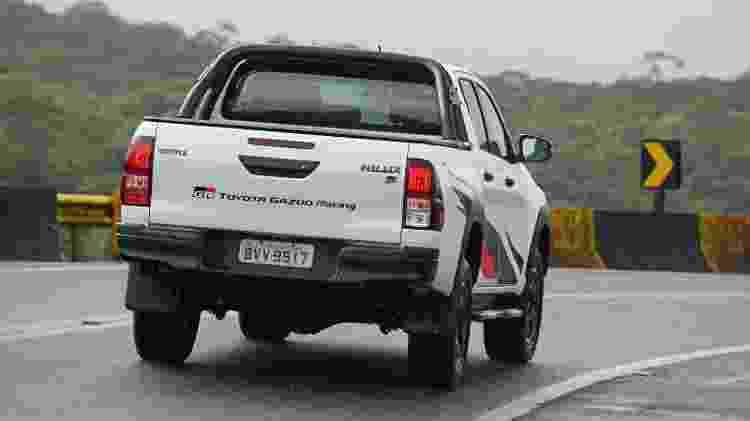 Toyota Hilux 2 - Murilo Góes/UOL - Murilo Góes/UOL