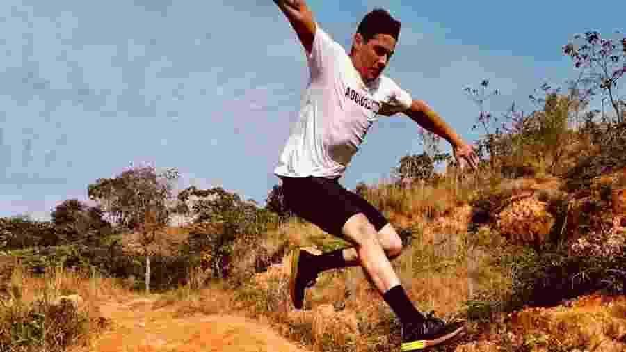 Tarcísio Morais sofreu dois acidentes graves. Após diversas cirurgias e anos de fisioterapia, ele conseguiu voltar ao esporte - Arquivo pessoal