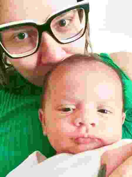 Marilia é mãe de Leo - Reprodução/Instagram