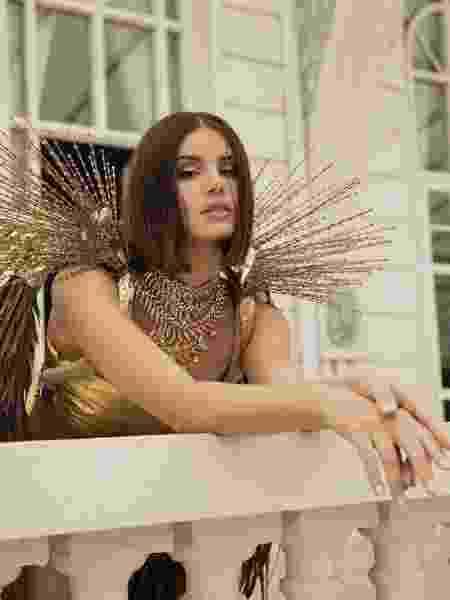 Camila Queiroz anuncia que será a Rainha do Baile do Copacabana Palace 2020 - Reprodução/Instagram