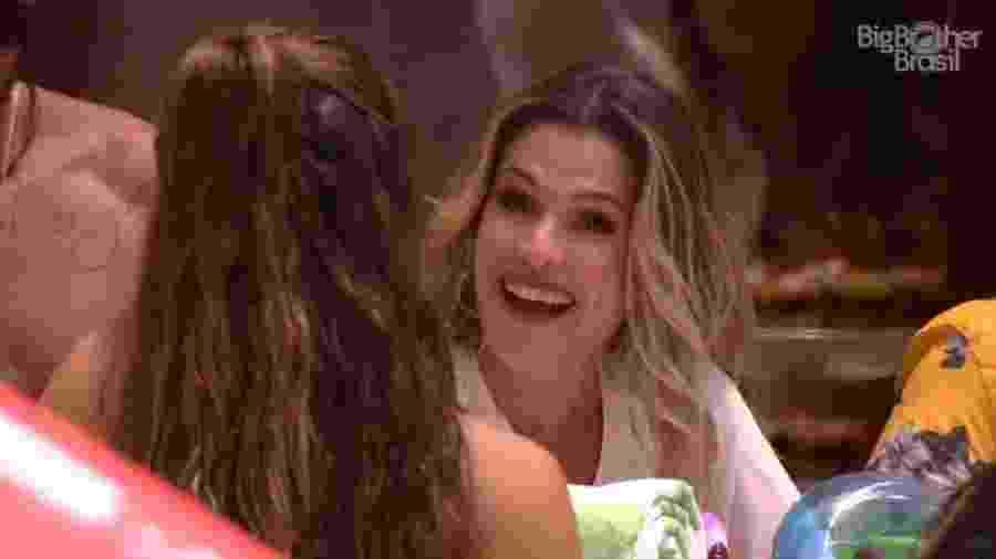 Ingrid Guimarães no BBB 20 - Reprodução/Globoplay