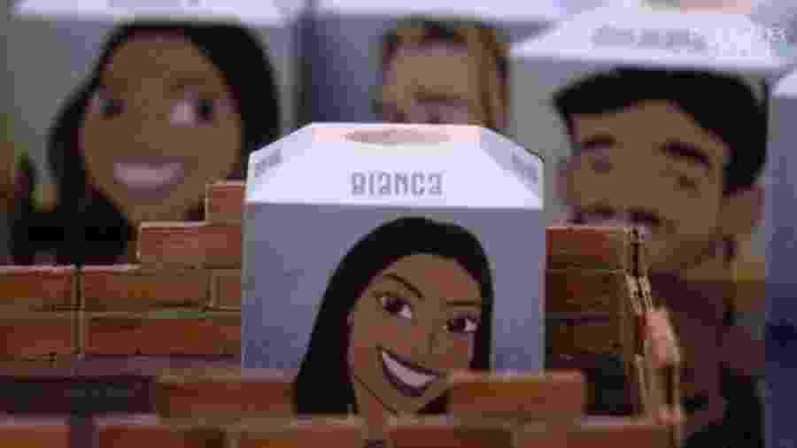 BBB 20: Avatar de Bianca - Reprodução/Globoplay