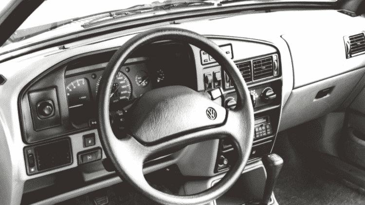 Interior combinava bom acabamento da Ford com itens a mais - Divulgação