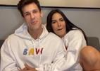 Ex-BBB Flay diz que não sente que namorado esteja com ela por ser famosa (Foto: Reprodução/Instagram)