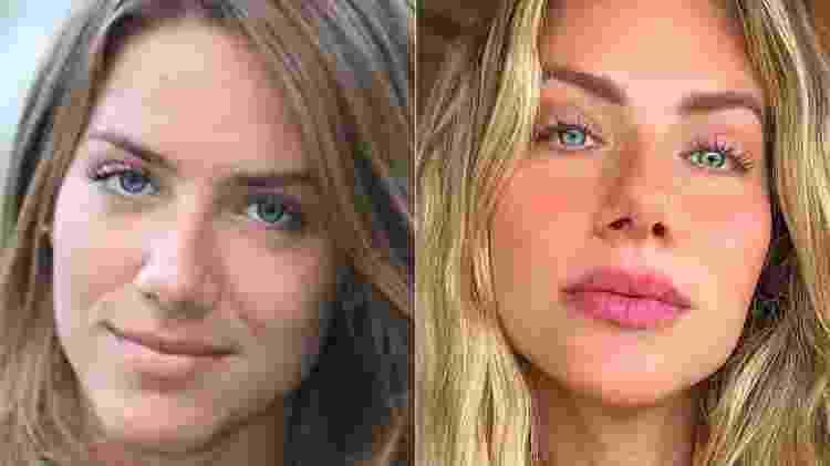 Giovanna Ewbank - Fotomontagem/Reprodução - Fotomontagem/Reprodução