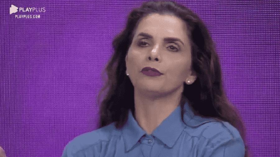 """Luiza Ambiel está confirmada na segunda roça de """"A Fazenda 12"""" - Reprodução/PlayPlus"""