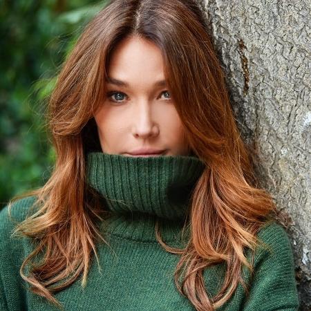 """Carla Bruni se descreve com uma europeia de """"raízes italianas"""" e """"galhos franceses"""" - Reprodução/Instagram"""