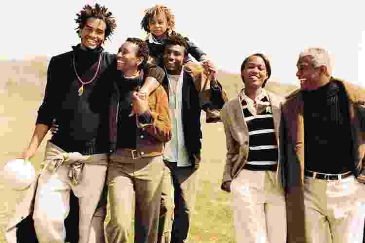 """Campanha """"Família é quem você ama"""" da Ralph Lauren - Divulgação - Divulgação"""