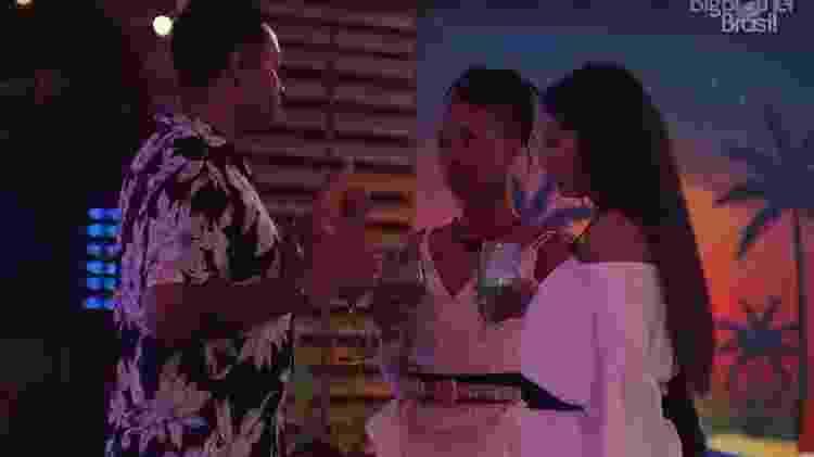 BBB 21: Karol Conká desabafa sobre Carla Diaz para Pocah e Nego Di - Reprodução/ Globoplay - Reprodução/ Globoplay