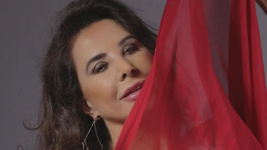 Cláudia Alencar - Reprodução/Instagram/Vinicius Bertoli
