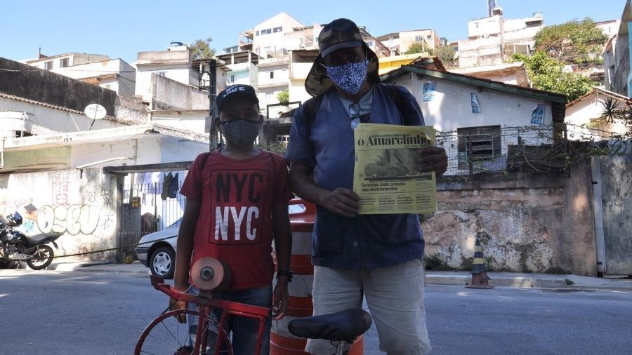 Projeto ajuda pessoas em situação de vulnerabilidade a encontrar trabalho - Rafael Santana/ Divulgação