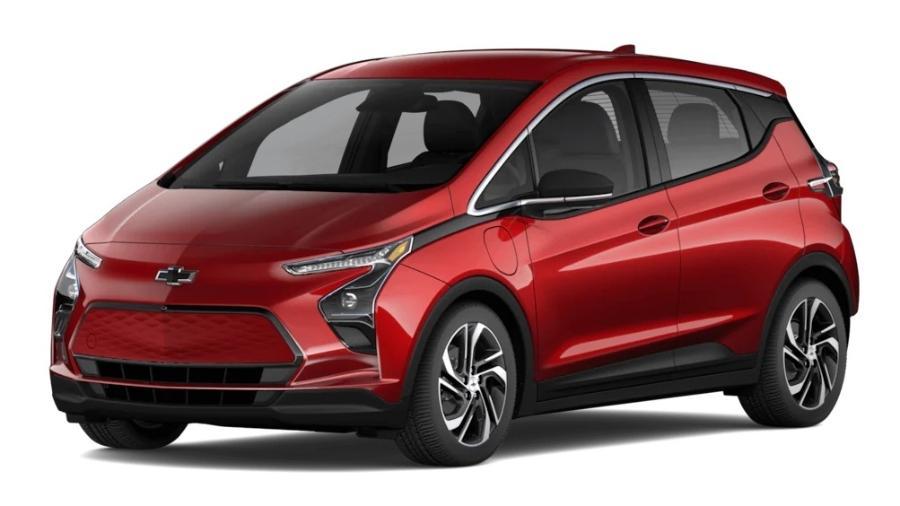 Chevrolet Bolt é alvo de recall bilionário convocado pela General Motors - Divulgação