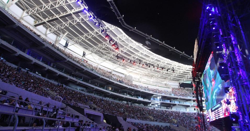 12 mil espectadores se reuniram no Allianz Parque para conferir a final do CBLoL