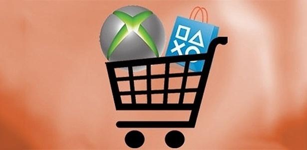 """Dicas simples podem ajudar a fazer seu """"carrinho de compras gamer"""" render mais - Arte/UOL"""
