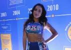"""Anitta curte camarote da Sapucaí sozinha: """"Não tenho tempo pra namorar"""" - Divulgação/ Camarote BOA"""
