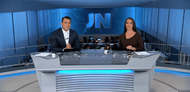 10.set.2016 - Rodrigo Bocardi - Reprodução/TV Globo - Reprodução/TV Globo