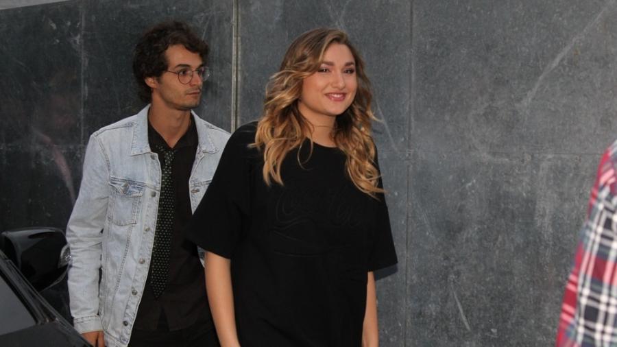 Sasha chega à SPFW, no Ibirapuera - AGNews