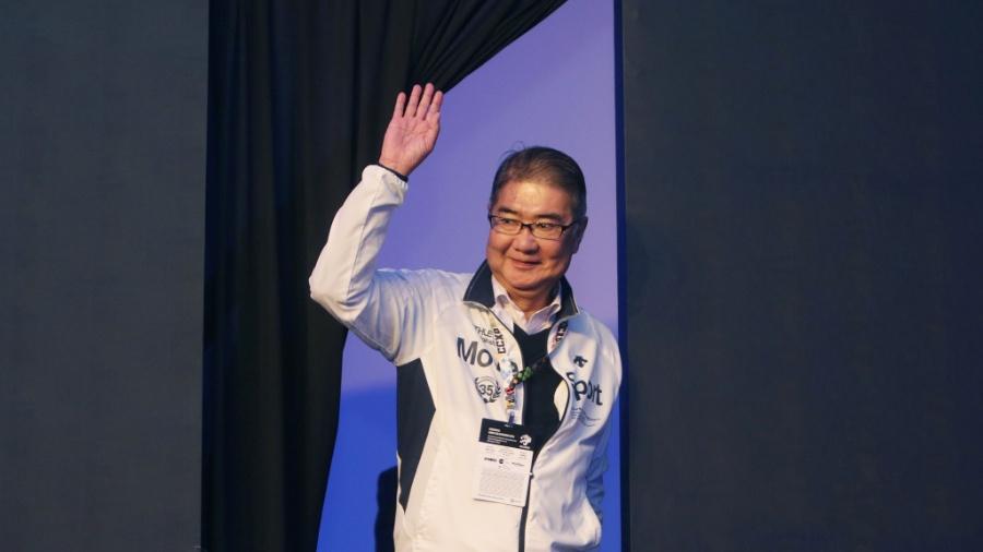 Presidente da divisão de animação da empresa japonesa Toei, Kozo Morishita - Ricardo Matsukawa/UOL