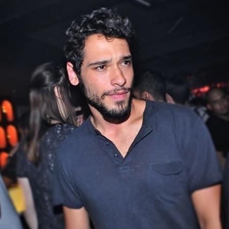 """O ator Bruno Fagundes, que fará uma pequena participação em """"Sense8""""  - Reprodução/Instagram"""
