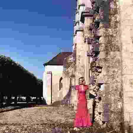 Guilhermina Guinle exibe boa forma em casamento de filho de Betty Faria e Daniel Filho - Reprodução/Instagram - Reprodução/Instagram