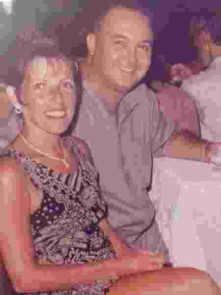 Dora e Carlos moram separados e creditam a isso o fato de continuarem juntos - Arquivo pessoal