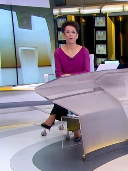 Zileide Silva - Reprodução/TV Globo