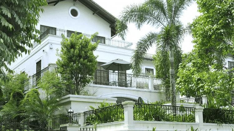 Casa de Jet Li em Singapura é avaliada em quase US$ 20 milhões - Reprodução/YouTube - Reprodução/YouTube
