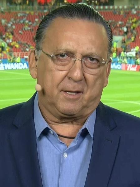 817ddaed7 Galvão Bueno deve ser 1º no esporte da Globo a fazer  merchandising ...