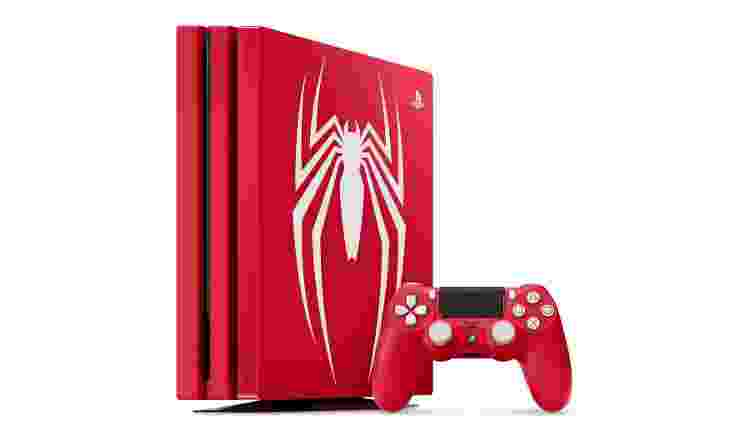 Spider-Man PS4 customizado - Divulgação - Divulgação