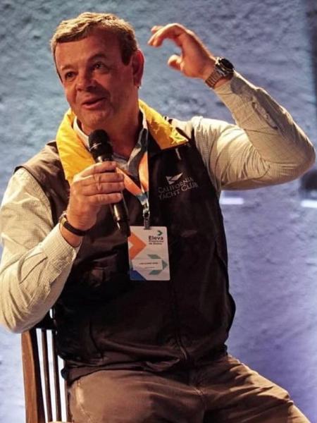 Lars Grael é o novo consultor do esporte da Globo - Divulgação
