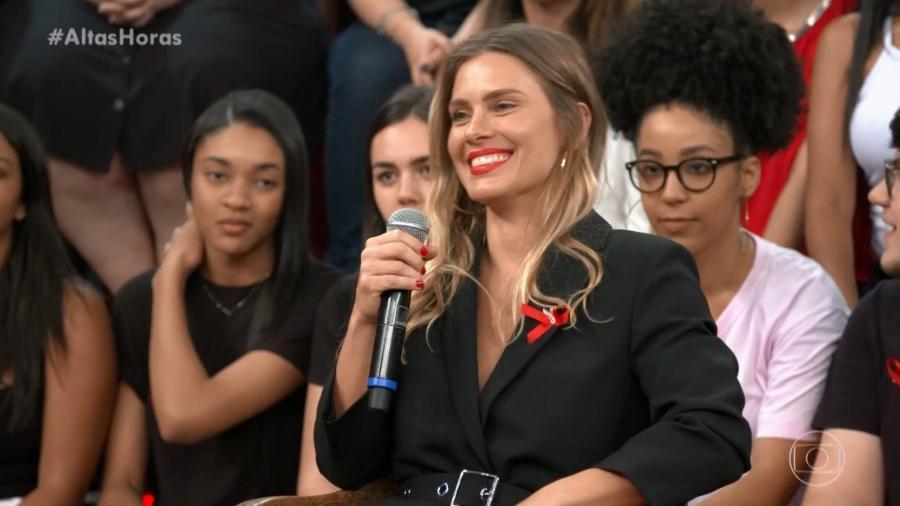 """Carolina Dieckmann participa do """"Altas Horas"""" neste sábado - Divulgação"""