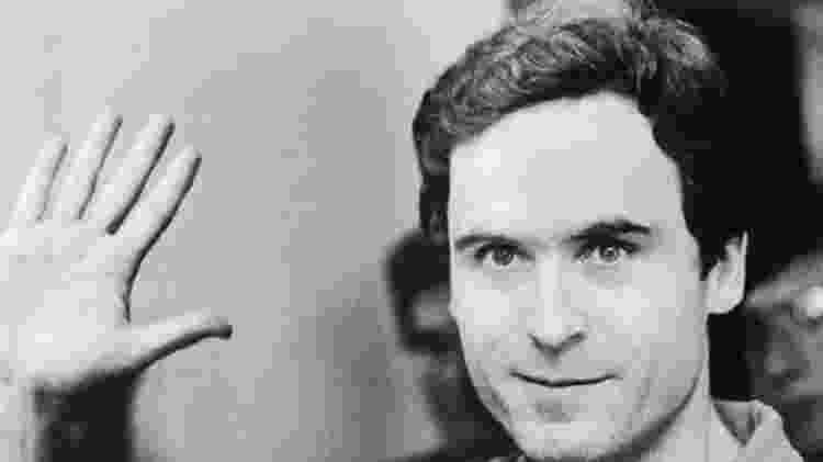 Psicólogos e sociólogos dizem que a fascinação com Ted Bundy se explica em parte por sua boa aparência e carisma  - Getty Images - Getty Images