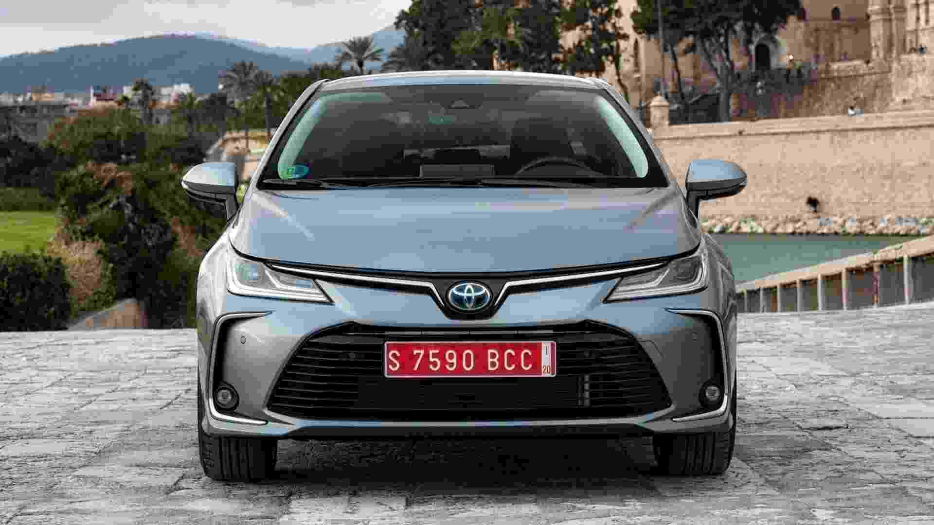 Toyota Corolla Sedan Hybrid 2020 - Divulgação