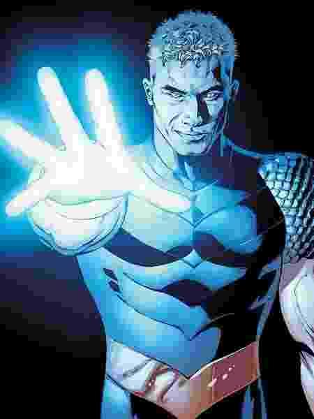 O herói Jericho nos quadrinhos - Reprodução - Reprodução