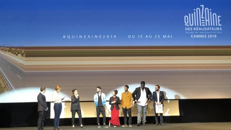 """Equipe de """"Sem Seu Sangue"""" apresenta o filme na estreia mundial na Quinzena dos Realizadores, em Cannes - RFI"""