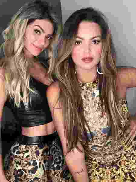 Kelly Key e a filha Suzanna Freitas - Reprodução/Instagram