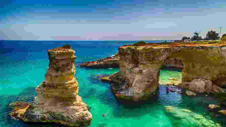 Puglia, região no sul da Itália - Getty Images/iStockphoto