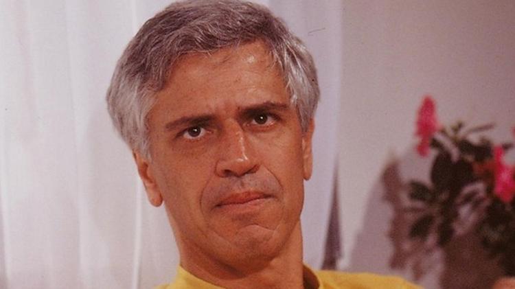 Nuno Leal Maia como o Gaspar de Top Model - Reprodução