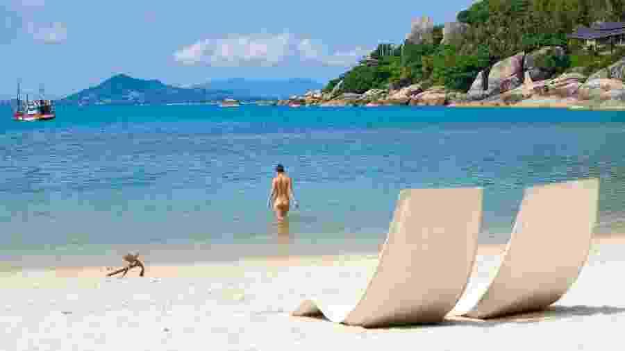Antes de se livrar das roupas para curtir praias paradisíacas, leia este guia - Getty Images