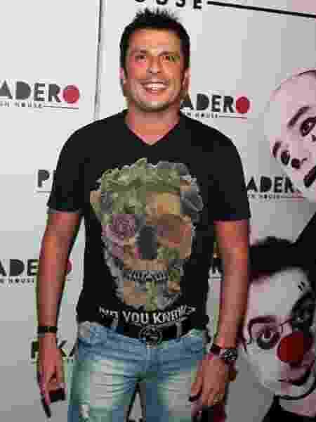 """Wellington Muniz, o Ceará, também está no novo """"Domingo Show"""" - Foto Rio News"""