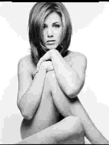 Retrato de Jennifer Aniston, clicado por Mark Seliger em 1995 - Reprodução/Instagram