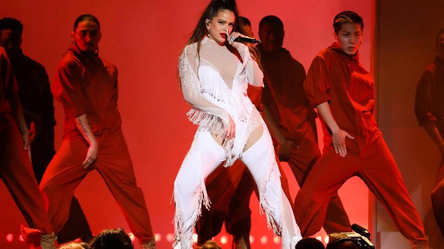 Rosalía se apresenta no Grammy 2020 - CBS Photo Archive/CBS via Getty Images
