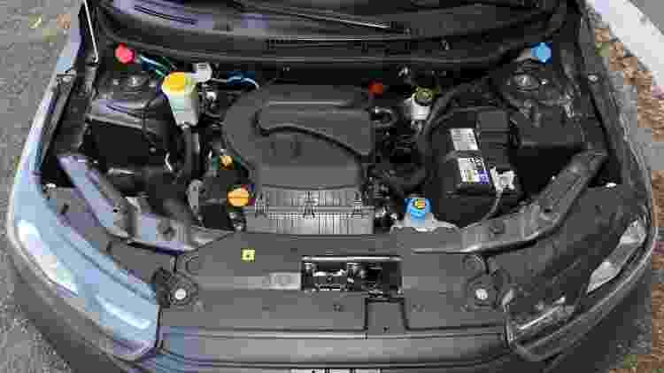Motor é o 1.4 flexível  - Murilo Góes/UOL - Murilo Góes/UOL
