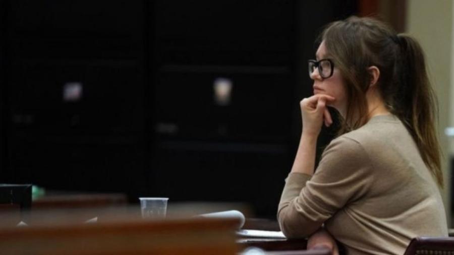 O julgamento de Anna Sorokin atraiu muita atenção na internet - GETTY IMAGES