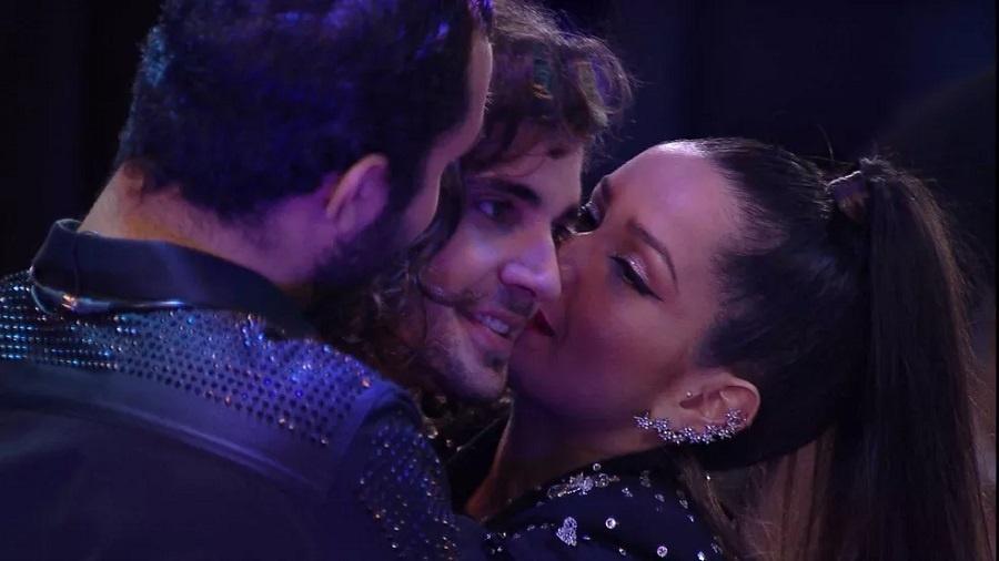 BBB 21: Fiuk diz ter ficado com ciúmes de Juliette falando de Luan Santana - Reprodução/Globoplay