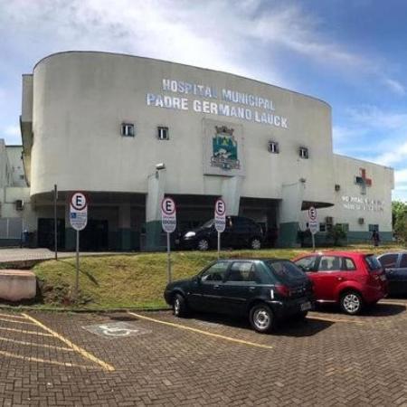 Criança teria contraído a covid-19 dentro no hospital durante internação para tratar de apendicite - Divulgação/ Prefeitura de Foz do Iguaçu