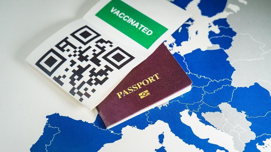 Passaporte de vacina na União Europeia - Getty Images/iStockphoto