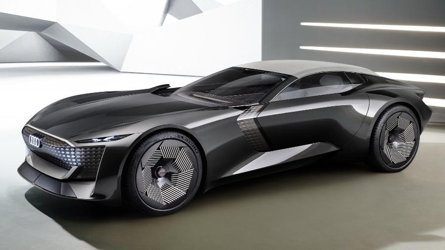 Audi Skysphere Concept - Divulgação