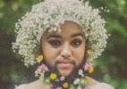 Ensaio de noiva retrata britânica que possui barba por problemas hormonais - Urban Bridesmaid Photography
